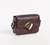 Rombo Brown crocodile crossbody on internet