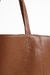 Brigitte Small caramel shopping bag - buy online