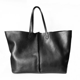 Shopping bag Lisa negra