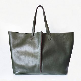Shopping bag Lisa verde