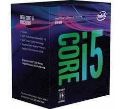 PC Cpu De Escritorio Intel Core I5-9400F- 8gb Ram - Ssd 240gb - Gabinete KIT