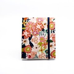 Notebook Chico - Flower Power - TINTHA