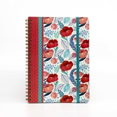 Amapola - Notebook Grande