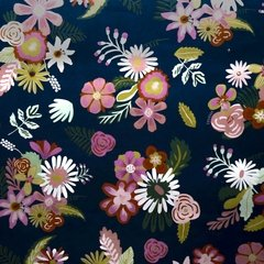 Papel de Regalo - Flower Power