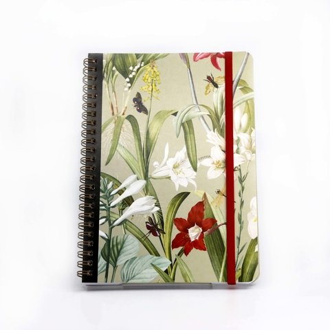 Botanica - Notebook Grande en internet