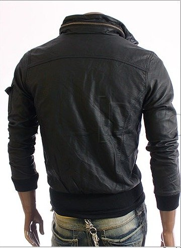 CHAQUETA KOMODO BLACK MARCA Lachaqueteria on internet