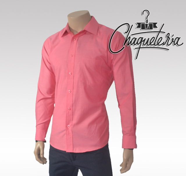 Camisa SLIM FIT; Ref: Andre Red - Marca LaChaqueteria - buy online