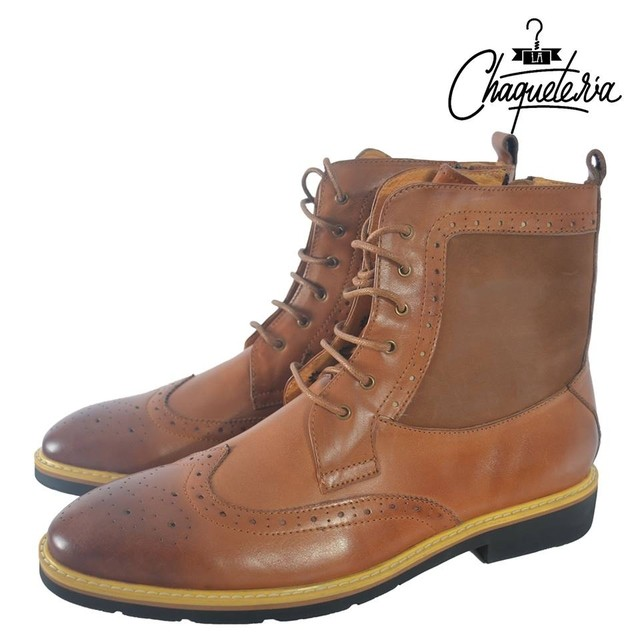 Botas Rushbell Honey