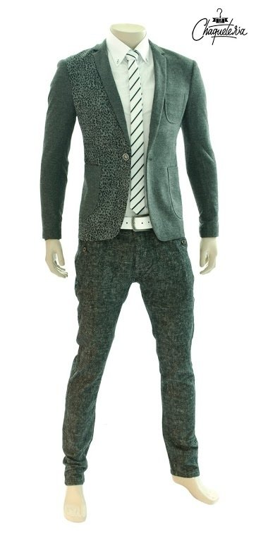 Blazer; Ref: Louis - Marca LaChaqueteria on internet