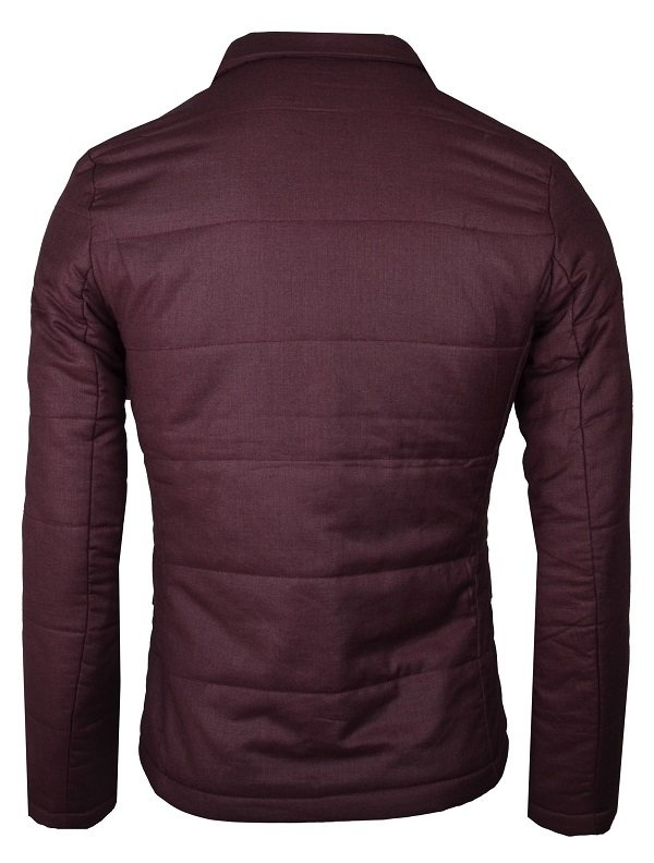 Blazer Slim Fit Talo Wine en internet