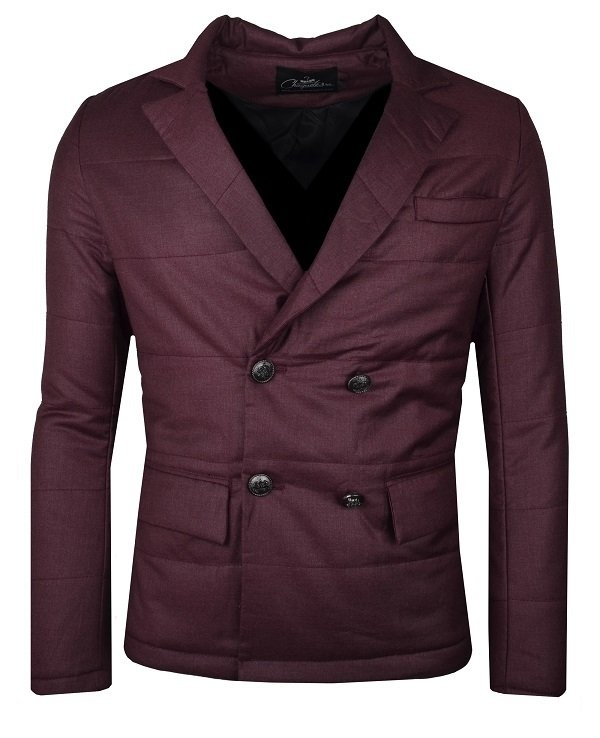 Blazer Slim Fit Talo Wine