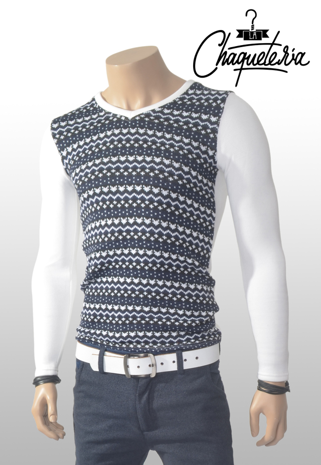 Buso Slim Fit; Ref. Winter - Marca Lachaquetería