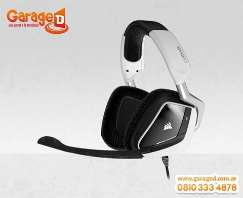 Headset Corsair VOID USB Dolby 7.1 White
