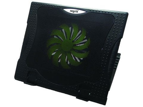 Base para notebook reclinable y con Hub USB NS-CN90
