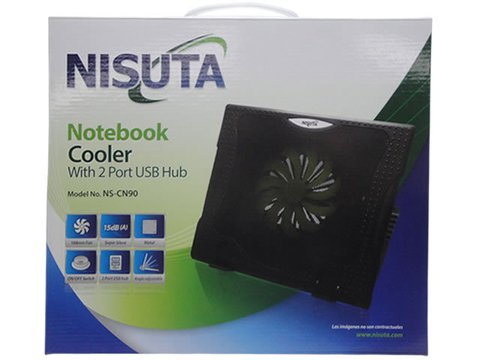 Base para notebook reclinable y con Hub USB NS-CN90  - tienda online