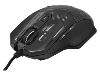 Mouse Gamer USB Programable Z1