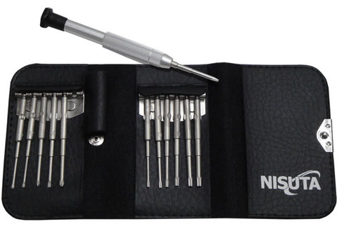 Kit de 12 mini destornilladores (NS-K5212) - comprar online
