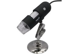 Microscopio digital (NS-DIMI) USB 2 Mpx y zoom 230X con luz