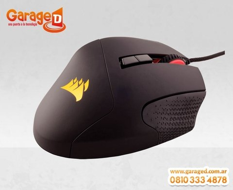 Mouse Corsair Gaming Scimitar RGB 12000 DPI Optical MOBA/MMO