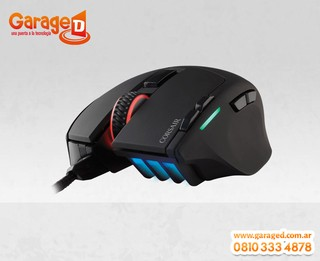 Mouse Corsair Gaming SABRE Black RGB 8200 DPI Laser
