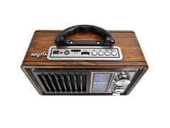 Radio AM/FM vintage con MP3/BT,AUX, Linterna en internet