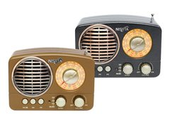 Radio AM/FM vintage con MP3/BT,AUX