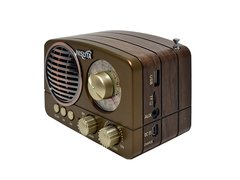 Radio AM/FM vintage con MP3/BT,AUX - comprar online
