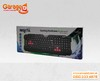 TECLADO GAMING HURRICANE USB Y PS2