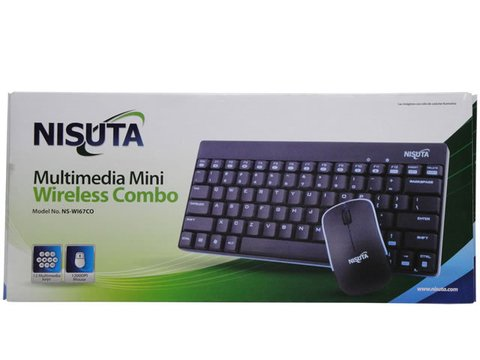 Teclado y mouse (NS-WI67CO) wireless mini