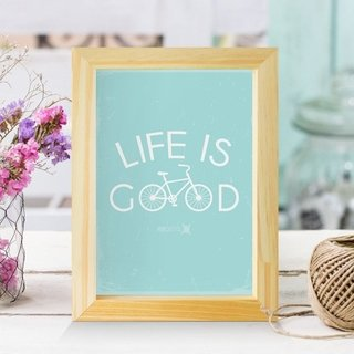 Life is good - comprar online