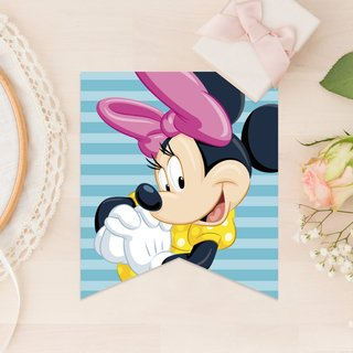 Kit Minnie Birthday Party - comprar online
