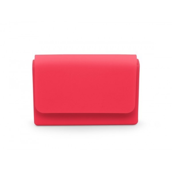 Card Folder Fucsia