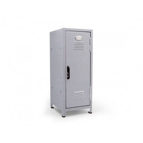 Mini Locker Plata