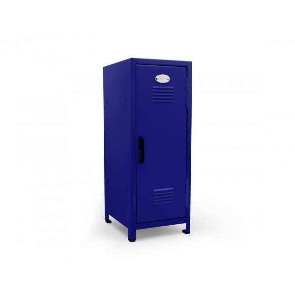 Mini Locker azul