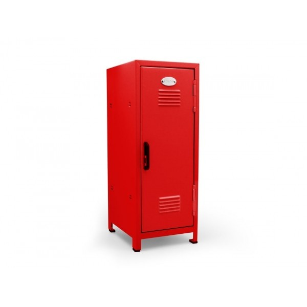 Mini Locker rojo