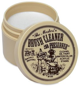 Brush Cleaner -