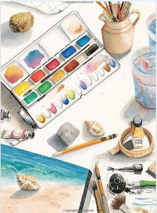 Watercolor a Beginner's Guide en internet