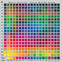 Personal Color Mixing Guide