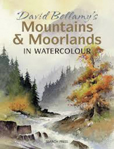 Mountains & Moorlands in Watercolour
