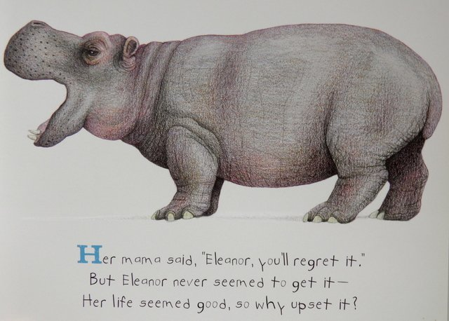 Eleanor the Hippo Learns to Tell the Truth - comprar online