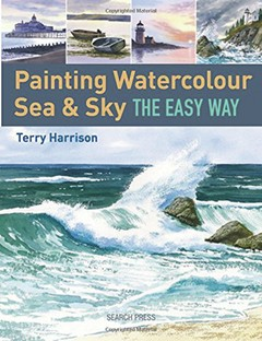 Painting Watercolour Sea & Sky