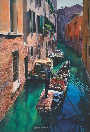 Venice in Watercolour - comprar online