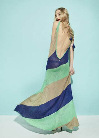 VESTIDO LARGO SEA ART 2204