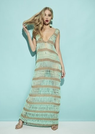 VESTIDO LARGO AFTER BEACH ART 2215