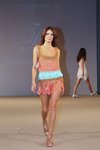 Short Hand Made Beachwear Art 1620C , que se vio en el Desfile de