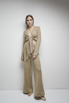 SWEATER ORO EN MOHAIR ART 2713