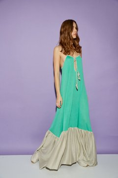 COOT LONG DRESS CODE 2616 - Agostina Bianchi