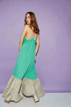COOT LONG DRESS CODE 2616 - online store