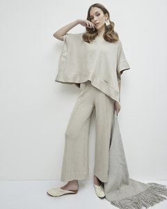 ART 2811 SWEATER PONCHO ESCOTE V PATRIC en internet