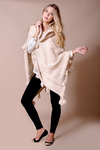 Poncho Sweater Gstaad Art 1728